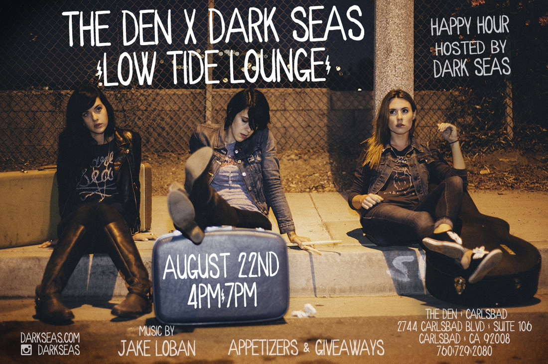Jake Loban The Den Dark Seas