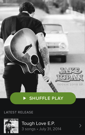 Jake Loban Spotify Outlaw Country